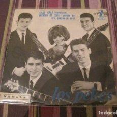 Discos de vinilo: SINGLE LOS PEKES CHAO CHAO ZAFIRO NOVOLA 11 SPAIN 1965. Lote 276791678