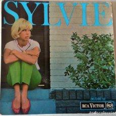 Discos de vinilo: SYLVIE VARTAN - LA PLUS BELLE POUR ALLER DANSER + 3 TEMAS RCA VICTOR - 1964. Lote 276792663