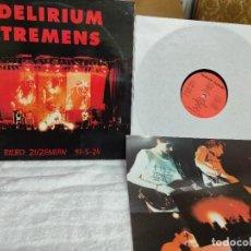 Disques de vinyle: DELIRIUM TREMENS /BILBO ZUZENEAN 91 -NUEVO A ESTRENAR. Lote 276793033
