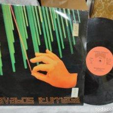 Discos de vinilo: LAVABOS ITURRIAGA 1984. Lote 276793448