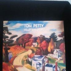 Discos de vinilo: DISCAZO LP TOM PETTY AND THE HEARTBREAKERS - INTO THE GREAT WIDE OPEN, 1991 ESPAÑA, INSERT. Lote 276798208