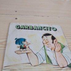 Dischi in vinile: BAL-4 DISCO CHICO 7 PULGADAS MUSICA GARBANCITO. Lote 276803033