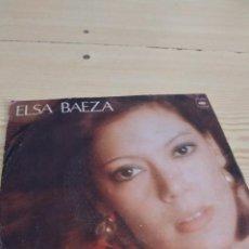 Discos de vinil: BAL-4 DISCO CHICO 7 PULGADAS MUSICA ELSA BAEZA CREDO. Lote 276803143