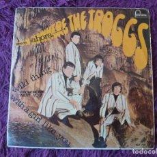 """Discos de vinil: THE TROGGS – DESDE AHORA VINYL 7"""" EP 1966 SPAIN 467 791 TE. Lote 276905988"""