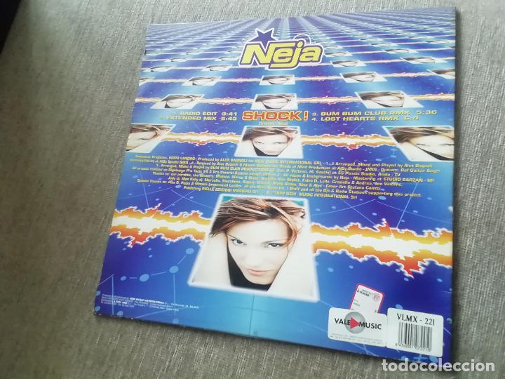 Discos de vinilo: Neja-shock!. maxi - Foto 2 - 276906338