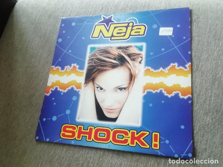 NEJA-SHOCK!. MAXI (Música - Discos de Vinilo - Maxi Singles - Techno, Trance y House)