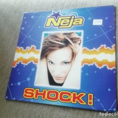 Discos de vinilo: NEJA-SHOCK!. MAXI. Lote 276906338
