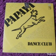 "Discos de vinilo: DANCE CLUB – PAPAYA, VINYL 7"" SPAIN 1984 SPAIN 53 1007. Lote 276910153"