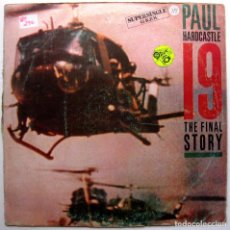 Discos de vinilo: PAUL HARDCASTLE - 19 (GERMAN VERSION) - MAXI CHRYSALIS 1985 BPY. Lote 276915023