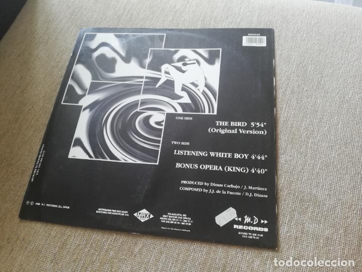 Discos de vinilo: The king of house-the bird. maxi - Foto 2 - 276925113