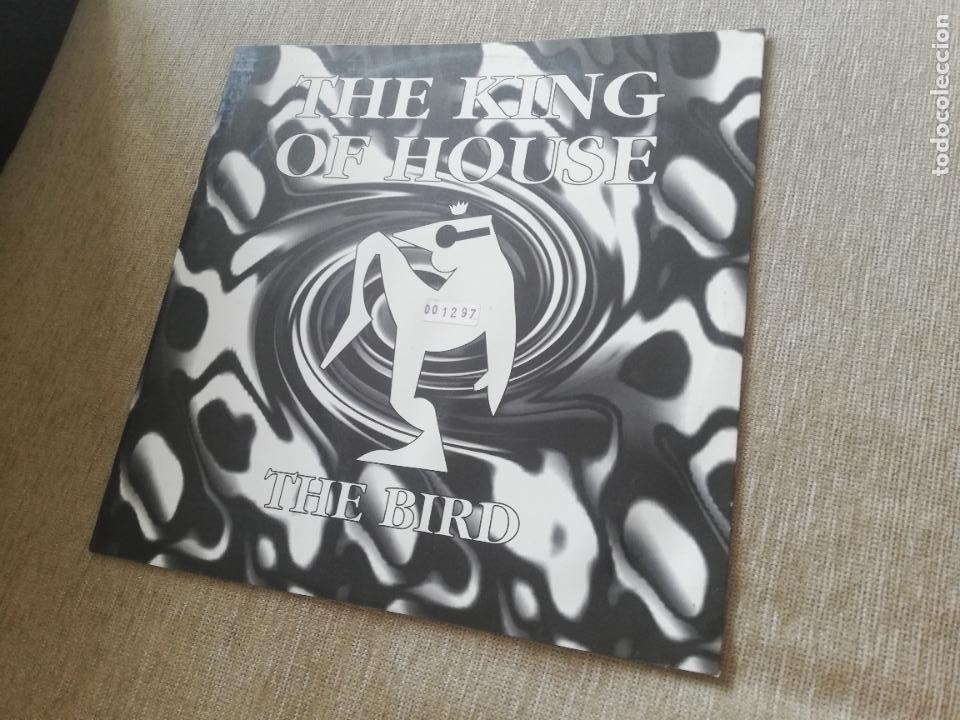 THE KING OF HOUSE-THE BIRD. MAXI (Música - Discos de Vinilo - Maxi Singles - Techno, Trance y House)