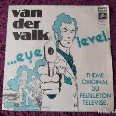 """Discos de vinilo: THE SIMON PARK ORCHESTRA – VAN DER VALK, VINYL 7"""" SINGLE FRANCE 1975 2C 010-94.841. Lote 276925443"""