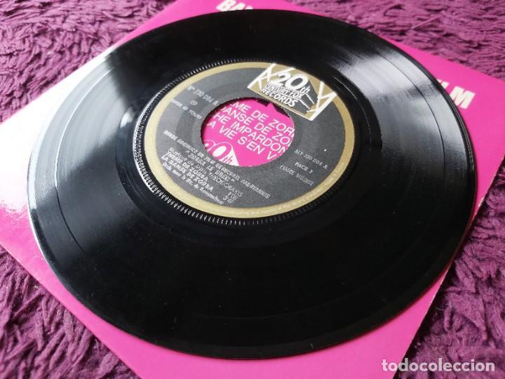 "Discos de vinilo: Mikis Theodorakis - Zorba Le Grec ,Vinyl 7"" EP France 730.004 M - Foto 4 - 276926188"