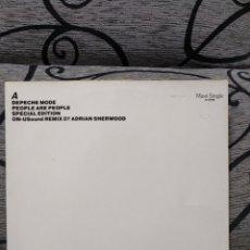 Discos de vinilo: DEPECHE MODE - PEOPLE ARE PEOPLE. Lote 276932863