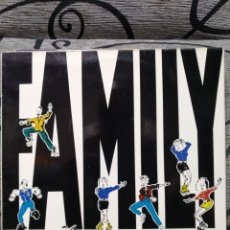 Discos de vinilo: FAMILY FAX - NAVI-RAP. Lote 276933928