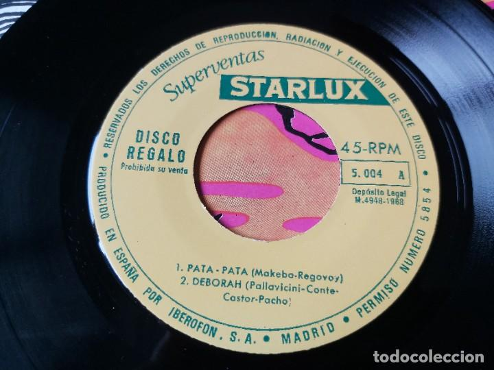 """Discos de vinilo: 4 Éxitos De Este Año ,Vinyl 7"""" EP 1968 Spain 5.004 PROMO - Foto 3 - 276935458"""