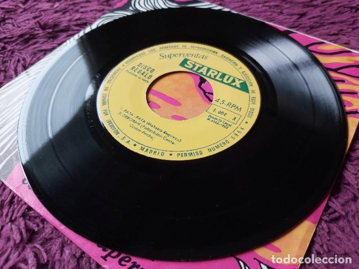 """Discos de vinilo: 4 Éxitos De Este Año ,Vinyl 7"""" EP 1968 Spain 5.004 PROMO - Foto 4 - 276935458"""