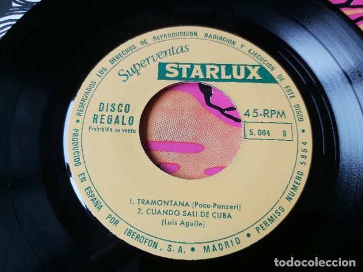 """Discos de vinilo: 4 Éxitos De Este Año ,Vinyl 7"""" EP 1968 Spain 5.004 PROMO - Foto 5 - 276935458"""