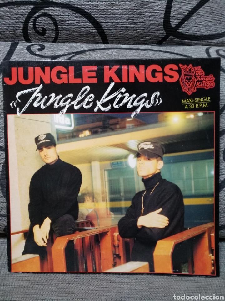 JUNGLE KINGS - JUNGLE KINGS (Música - Discos de Vinilo - Maxi Singles - Rap / Hip Hop)