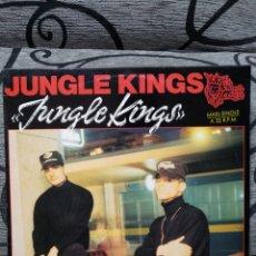 Discos de vinilo: JUNGLE KINGS - JUNGLE KINGS. Lote 276937813