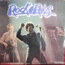 Discos de vinilo: - MIGUEL RIOS - ROCK & RIOS - POLYDOR 1982 - 2 LP. Lote 276938963