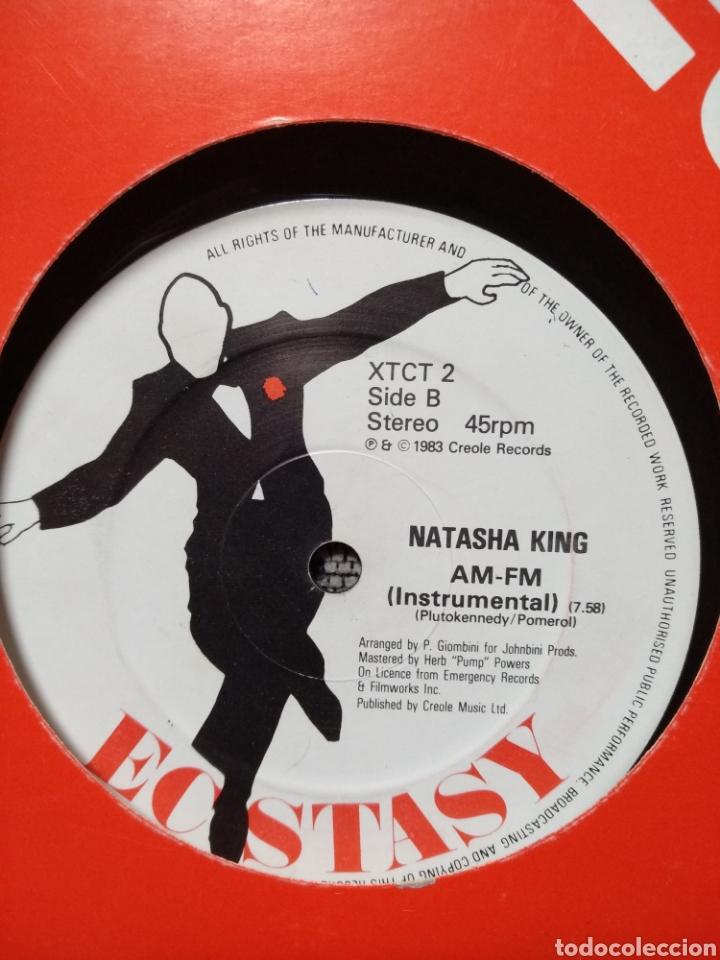 Discos de vinilo: Natasha King - AM-FM - Foto 2 - 276941313