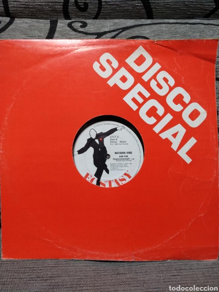 NATASHA KING - AM-FM (Música - Discos de Vinilo - Maxi Singles - Rap / Hip Hop)