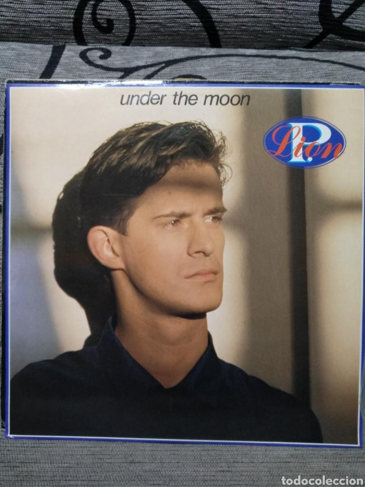 P. LION - UNDER THE MOON (Música - Discos de Vinilo - Maxi Singles - Disco y Dance)