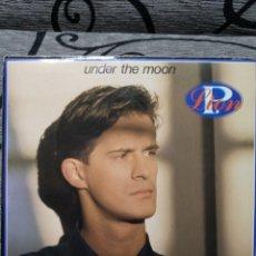 Discos de vinilo: P. LION - UNDER THE MOON. Lote 276945298