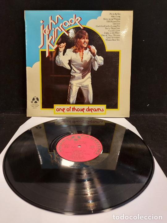JOHN KINCADE / ONE OF THOSE DREAMS / LP - PENNY FARTHING-1974 / MBC. ***/*** (Música - Discos - LP Vinilo - Pop - Rock - Internacional de los 70)