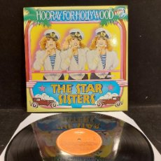 Discos de vinilo: STAR SISTERS / HOORAY FOR HOLLYWOOD / MBC. ***/***. Lote 276946458