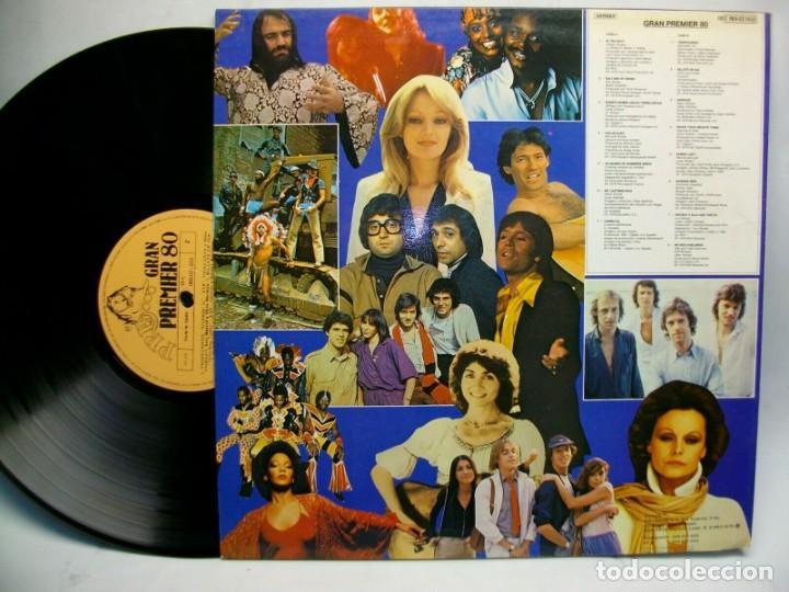 Discos de vinilo: GRAN PREMIER 80 VINYL LP: LA 1ª EDICIÓN DE ESTA EXISTOSA SAGA - Foto 2 - 276962123