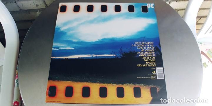 Discos de vinilo: GATOS LOCOS-LP CRUCE DE CAMINOS-ENCARTE LETRAS - Foto 2 - 276962768