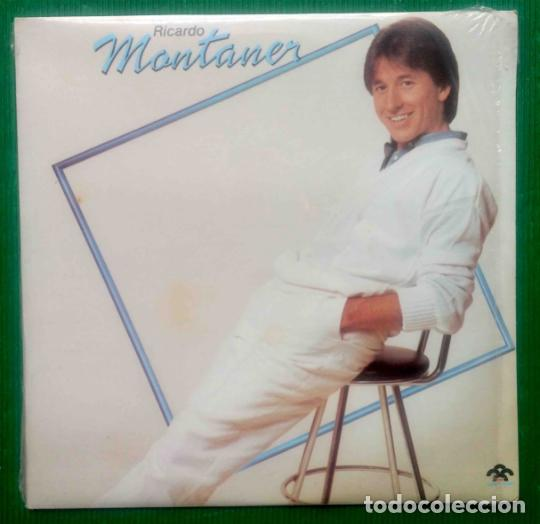 RICARDO MONTANER – RICARDO MONTANER, VINILO, LP. (Música - Discos - LP Vinilo - Otros estilos)