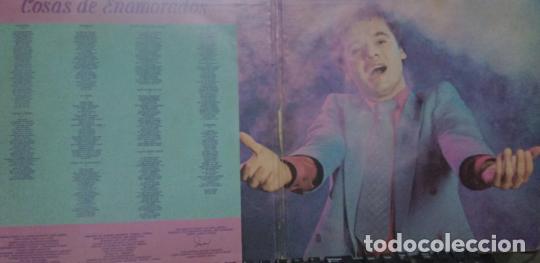 Discos de vinilo: Juan Gabriel – Cosas De Enamorados, vinilo, LP. - Foto 3 - 276963323