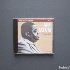 Discos de vinilo: PIANO SOLO - ART TATUM. Lote 276969093