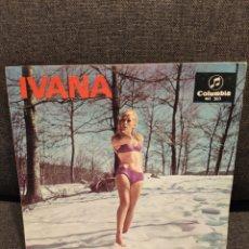 Discos de vinilo: SINGLE IVANA PERDONALE + CORAZÓN LOCO ,JOSÉ SOLA, 1966. Lote 276976118