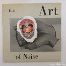 Discos de vinilo: THE ART OF NOISE – DRAGNET (ARTHUR BAKER 7 INCH MIX) / DRAGNET (THE ART OF NOISE 7 INCH MIX) UK. Lote 276976778