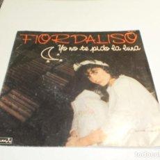 Discos de vinilo: SINGLE FIORDALISO. YO NO TE PIDO LA LUNA. HACER EL AMOR. HISPAVOX 1984 (PROBADO, BIEN, BUEN ESTADO). Lote 276983503