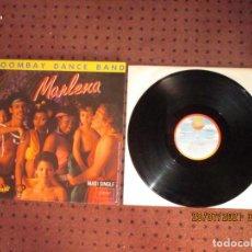 Discos de vinilo: GOOMBAY DANCE BAND - MARLENA - MAXI - SPAIN - SANNI RECORDS - REF SR 12123 - IBL -. Lote 276987218