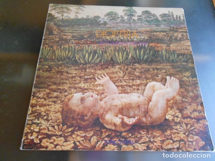 PAU RIBA - DIOPTRIA -, LP, KITHOU + 7, AÑO 1969 (Música - Discos - LP Vinilo - Solistas Españoles de los 50 y 60)
