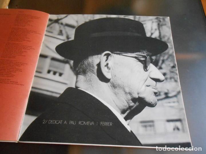 Discos de vinilo: PAU RIBA - DIOPTRIA -, LP, KITHOU + 7, AÑO 1969 - Foto 6 - 276990383