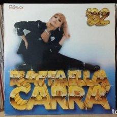 Discos de vinilo: *RAFFAELLA CARRA - RAFFAELLA CARRA '82 - LP AÑO 1982 - LEER DESCRIPCION. Lote 276999193