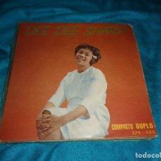 Discos de vinilo: DEE DEE SHARP. (DEE DEE) BE MY GIRL + 3. EP. EDC. BRAZIL, 1962. IMPECABLE (#). Lote 277003923