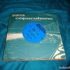Discos de vinilo: NORIEL VILELA. PEÇO LICENÇA / SO O OME. EDC. BRAZIL, 1968. IMPECABLE (#). Lote 277004678