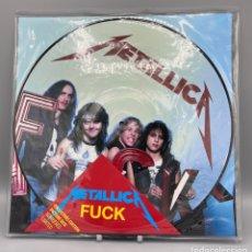 Discos de vinilo: METALLICA FUCK. Lote 277006933