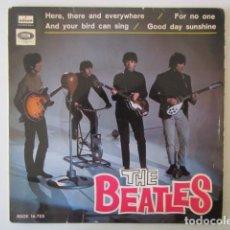 Disques de vinyle: VINILO EP THE BEATLES 1966. Lote 277009738