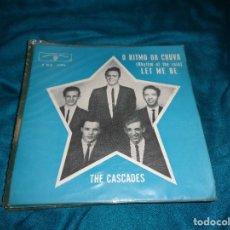 Discos de vinilo: THE CASCADES. O RITMO DA CHUVA / LET ME BE. WARNER BROS, EDC. BRASIL 1962. (#). Lote 277010453