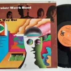 Discos de vinilo: THE CHOCOLATE WATCHBAND NO WAY OUT LP MEGA RARO ORIGINAL 1967 TOWER US 1ST PRESS EX+ PSYCH. Lote 277010518