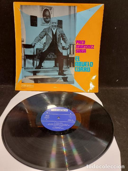 PACO MARTINEZ SORIA / EL ABUELO CURRO / LP - VERGARA-1968 / MBC. ***/*** (Música - Discos - LP Vinilo - Otros estilos)